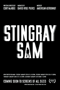 Stingray Sam  (double feature with The American Astronaut)