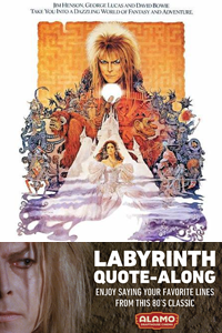 Labyrinth Quote-Along