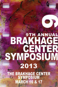 9th Annual Brakhage Center Symposium