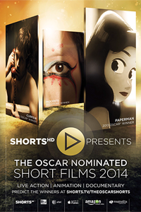 Oscar-Nominated Documentary Shorts