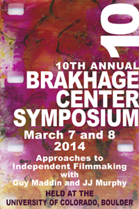 10th Annual Brakhage Center Symposium