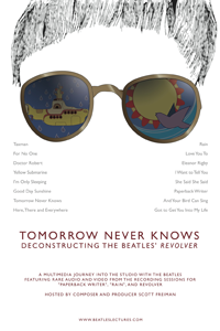 Tomorrow Never Knows: Deconstructing the Beatles' Revolver