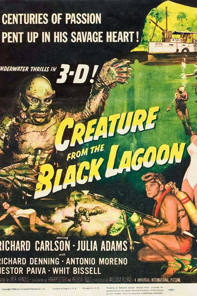 Creature from the Black Lagoon (3-D)