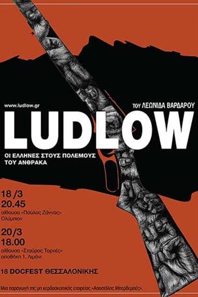 Ludlow: Greek Americans in the Colorado Coal War