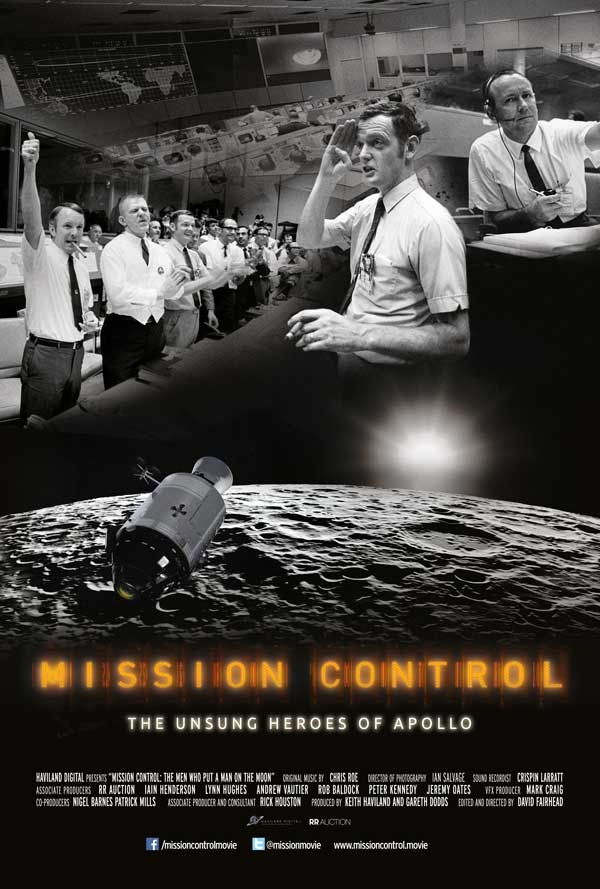 Mission Control: The Unsung Heroes of Apollo(2016)