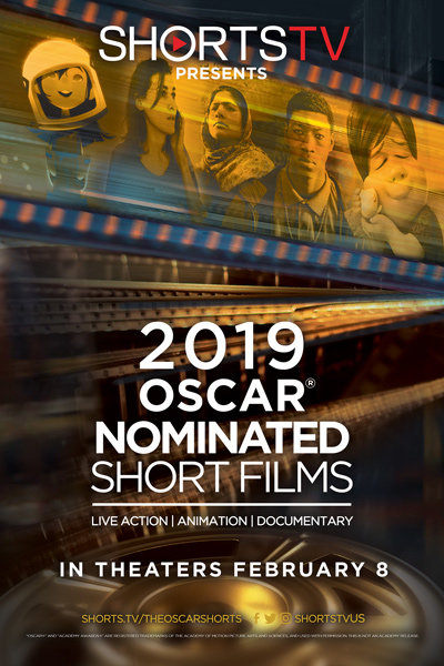 Oscar-Nominated Live-Action Shorts
