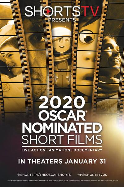 Oscar Shorts 2020 — Анимация