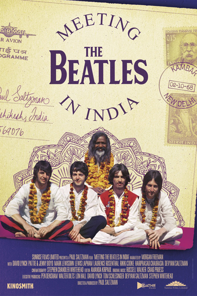 Meeting the Beatles in India (2020)