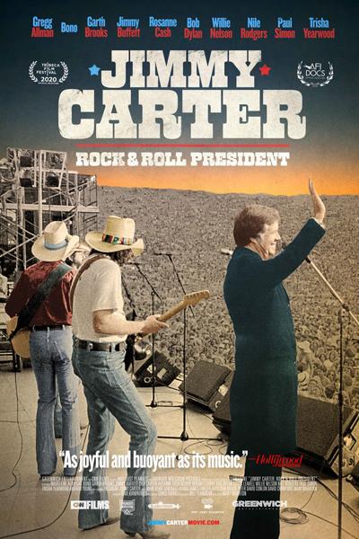 Jimmy Carter Rock & Roll President