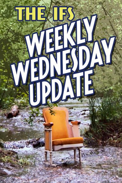 Weekly Wednesday Update, September 15, 2021
